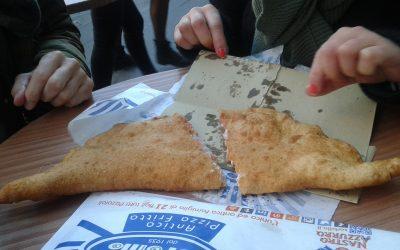 Bekijk mijn nieuwe video over streetfood Napels
