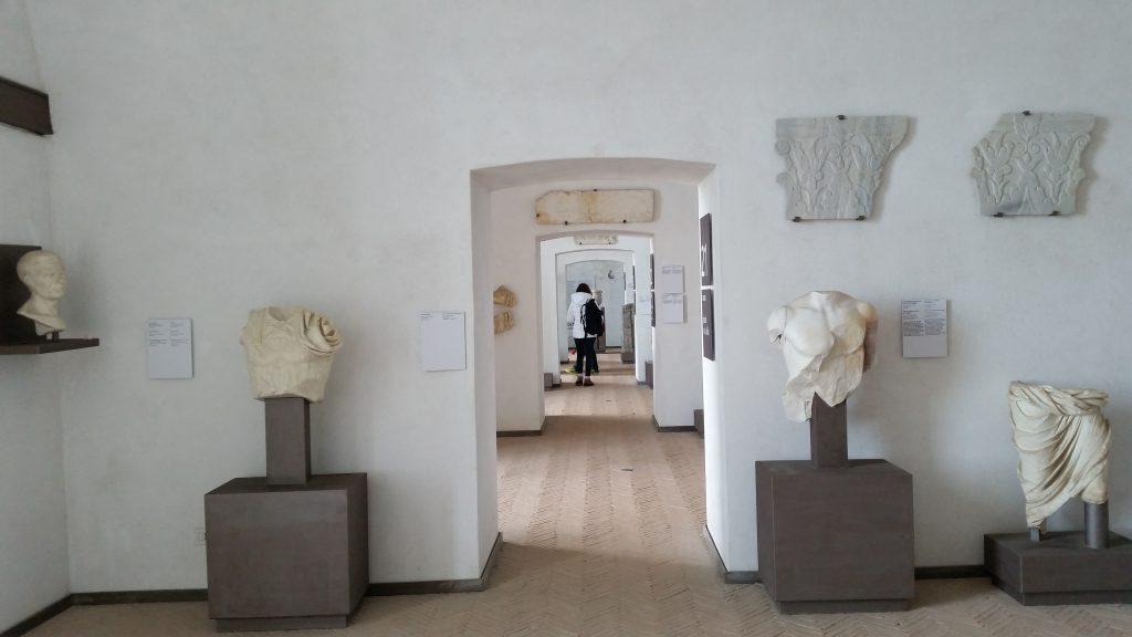 Archeologisch museum Campi Flegrei
