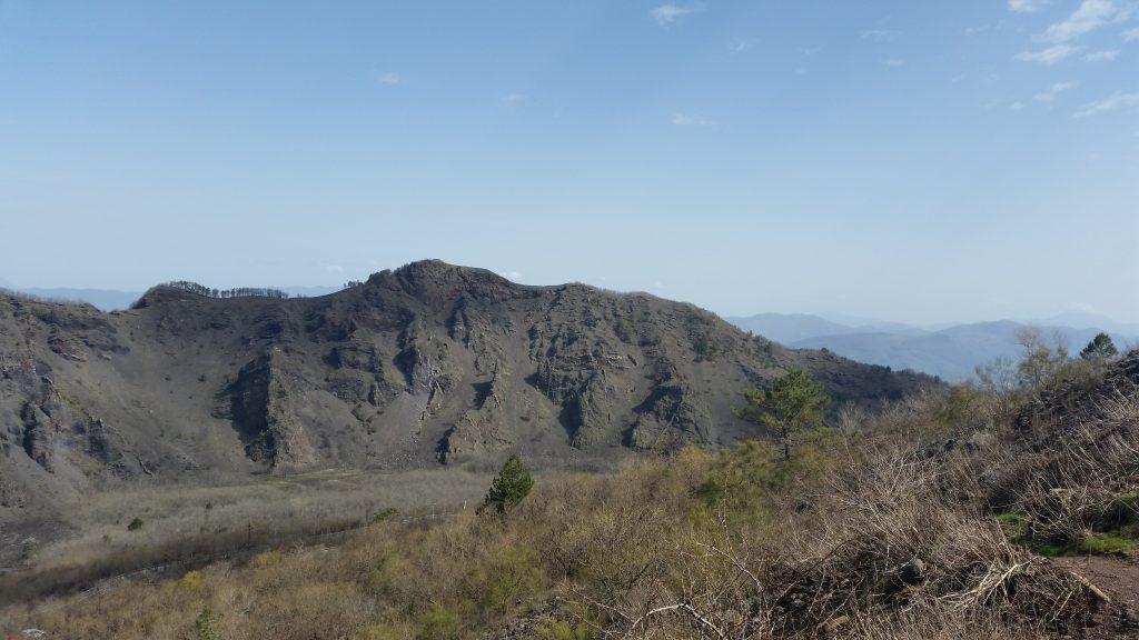 Monte Somma, Vesuvius