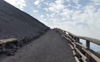 Een bezoek aan de Vesuvius