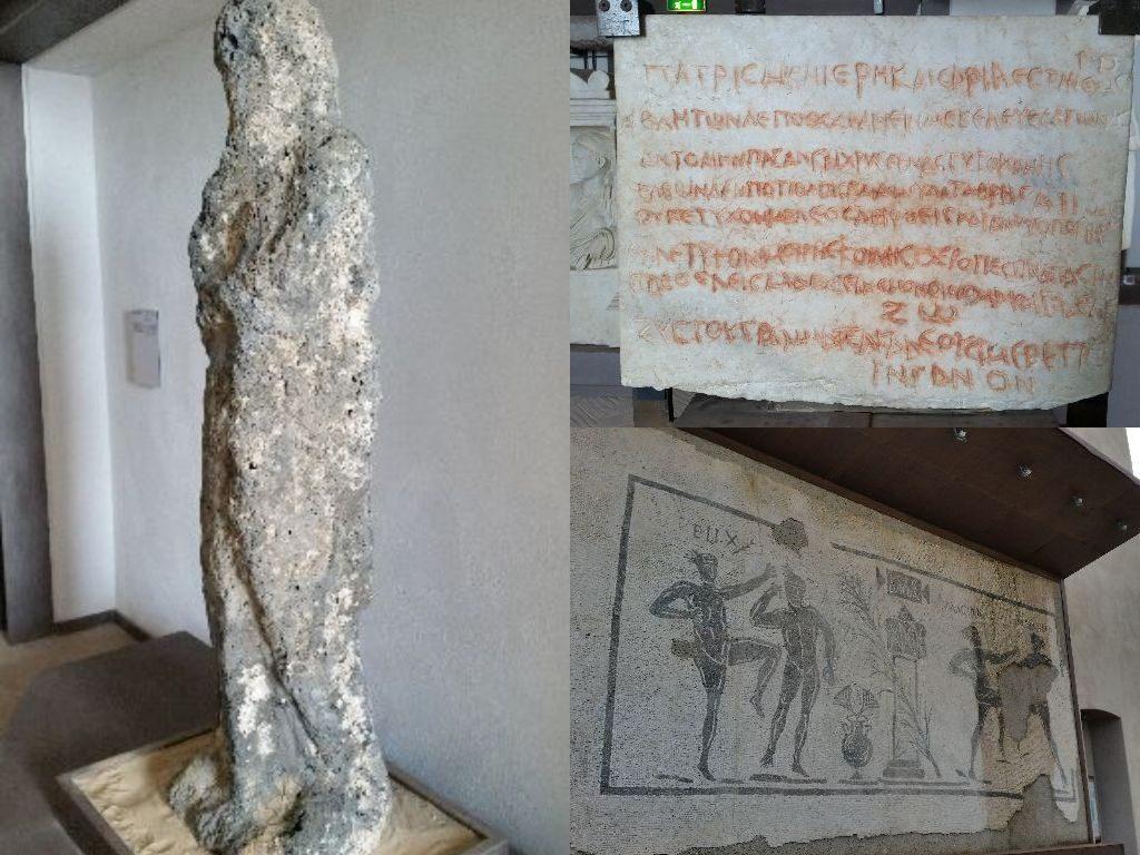 Archeologisch museum van de Campi Flegrei
