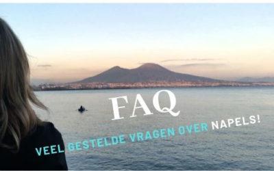 FAQ-Veel gestelde vragen over Napels