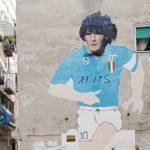 Maradona in Napels