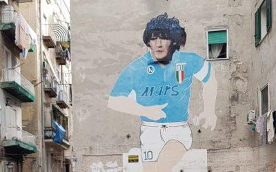 Waarom is Maradona een God in Napels?