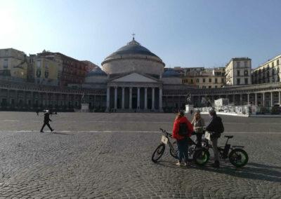 fietstour Napels