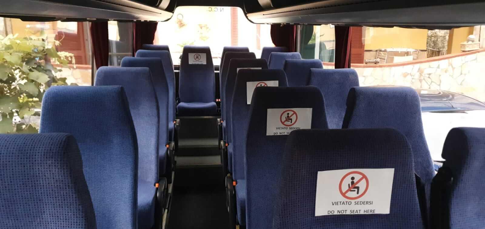 coronaproof vervoer en transport groepen