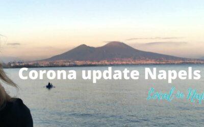 Het laatste nieuws: Corona update Napels