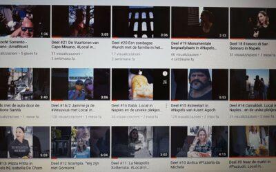 Video serie Local in Naples…en de unieke plekjes van de Golf van Napels