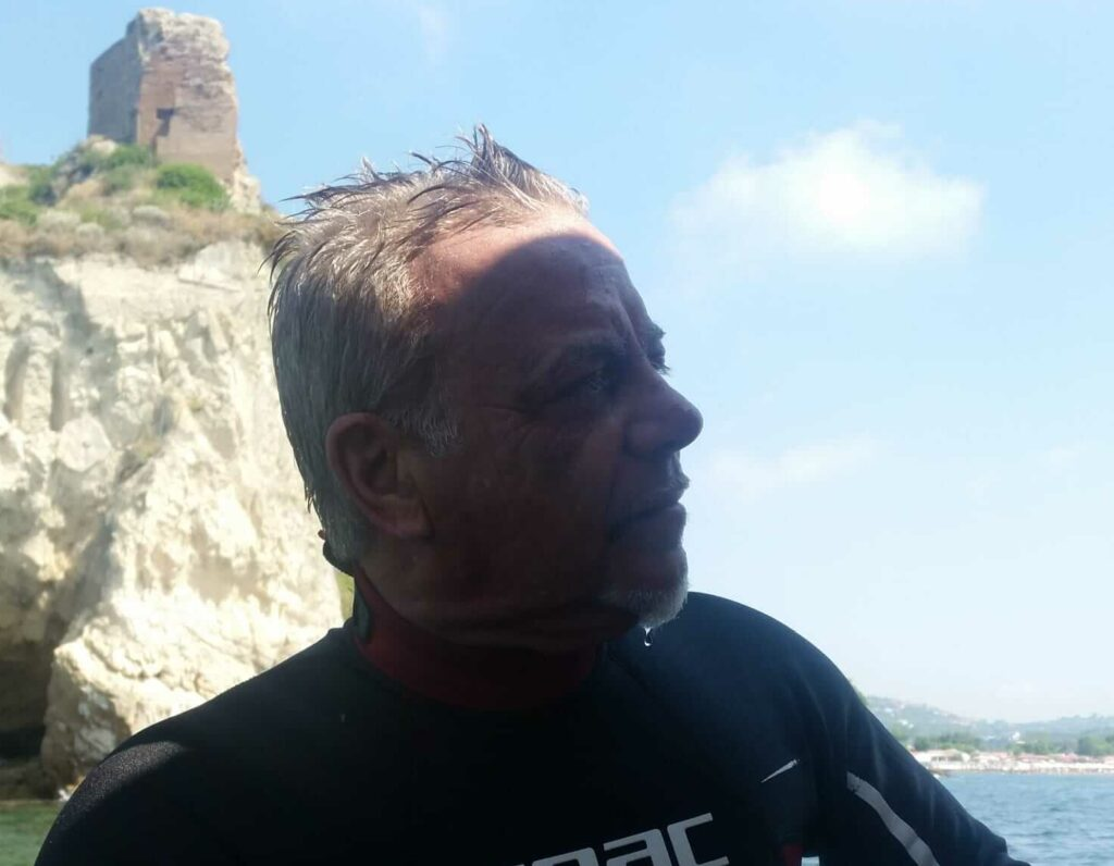 Franco, duiker Baia Sommersa