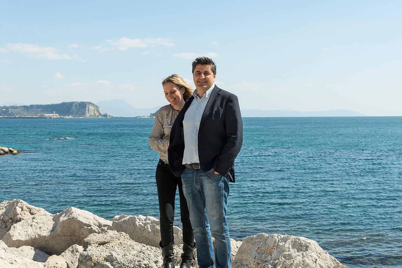 Online city consult Napels van Iris en Peppe